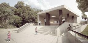 pavilion exterior design